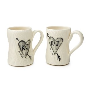 Personalized Porcelain Mugs